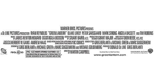Movie poster credit block