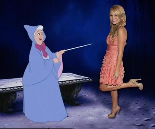 5 Celebs Who Were Born to Play Cinderella - J-14